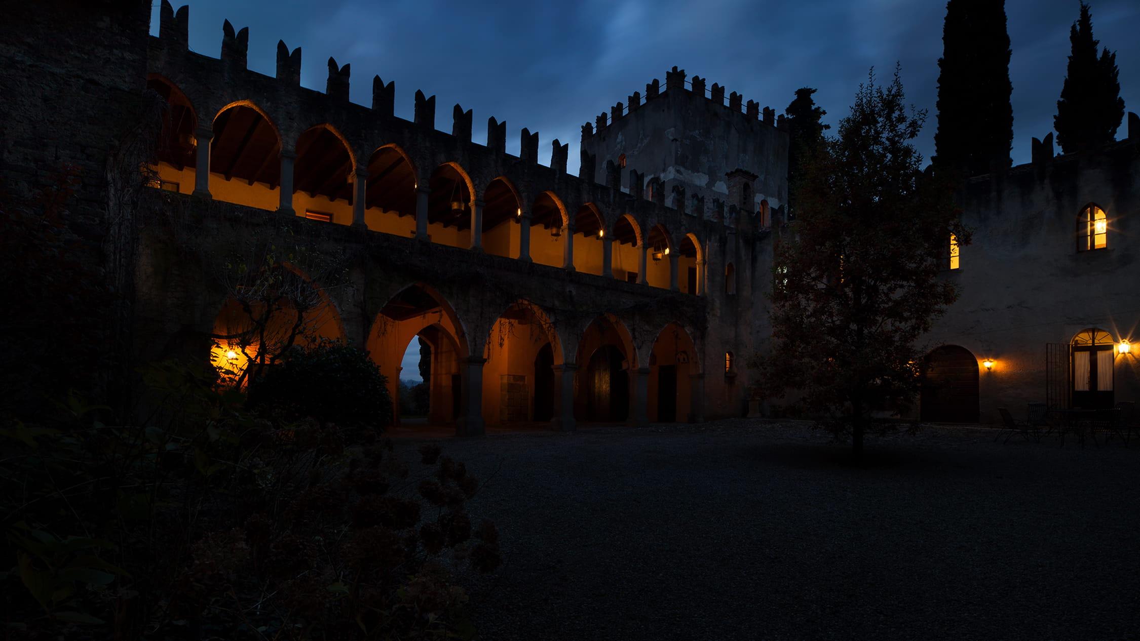 Castello di Bornato